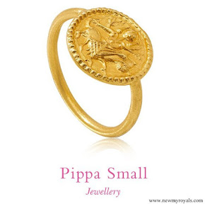 Meghan Markle wore Pippa Small Durka Ring