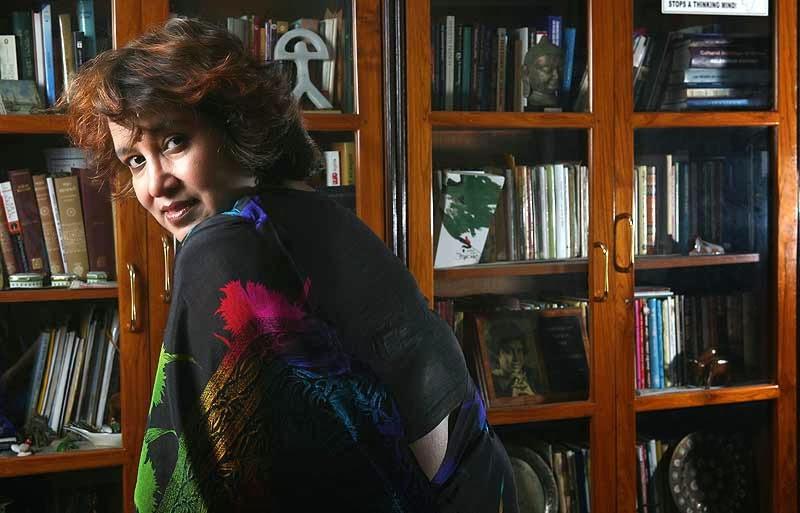 Penulis Liberal Taslima Nasrin Berharap India Beri Kekhususan Kelompoknya dalam Penerapan 'UU Anti-Muslim'