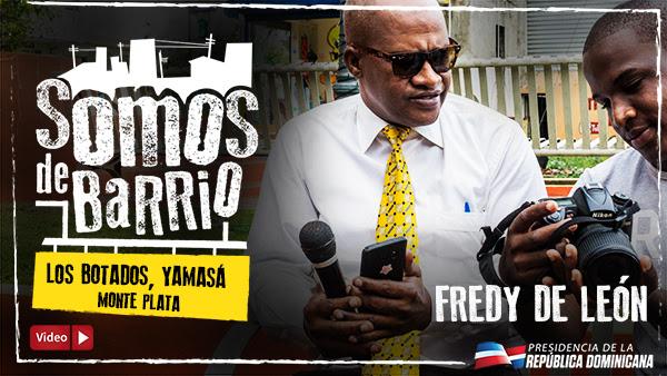 VIDEO: Los Botados, Yamasá. Monte Planta. Fredy de León