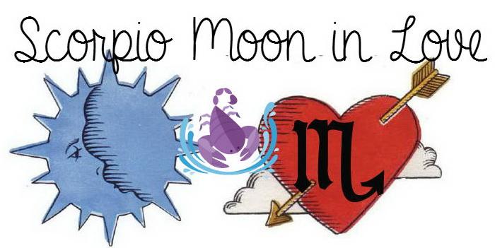 Scorpio Moon in Love | Astrology Online