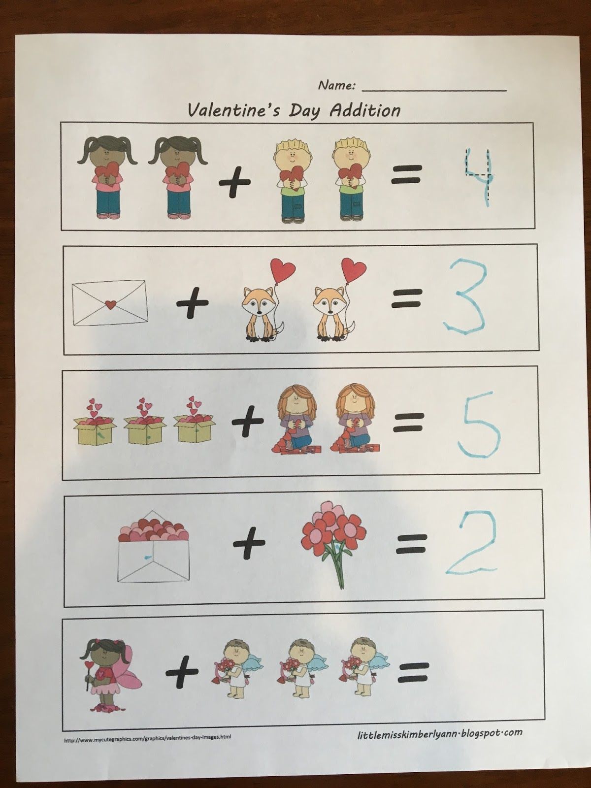 Little Miss Kim S Class Valentine S Day Printables And