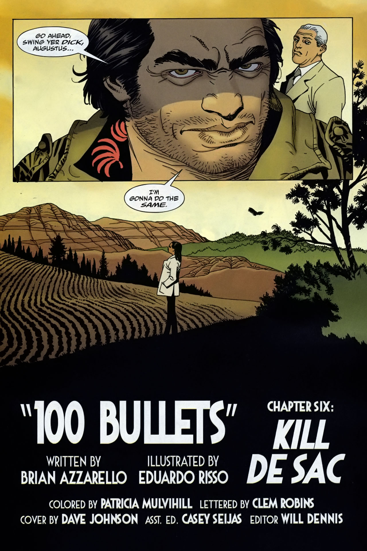 Read online 100 Bullets comic -  Issue #94 - 4