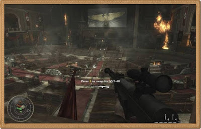 Call of Duty World at War Games Screenshots