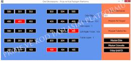 C# Otel Otomasyonu - Basit Projesi