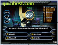 how to play who wants to be a millionaire online