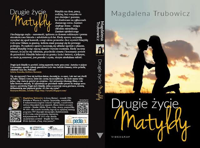 Drugie życie Matyldy - Magdalena Trubowicz