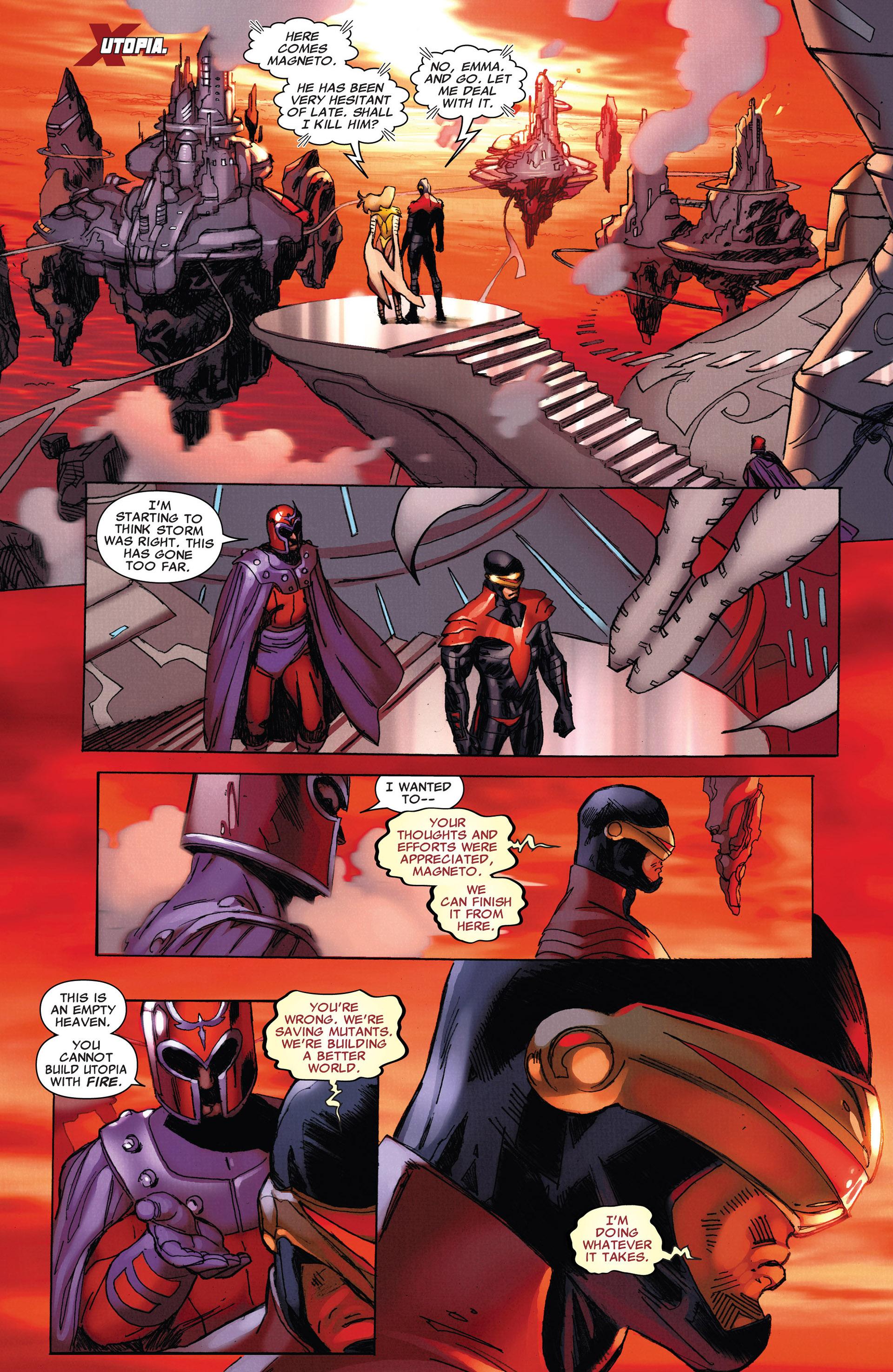 Read online Uncanny X-Men (2012) comic -  Issue #18 - 4