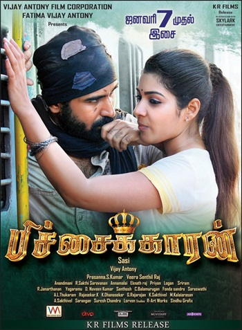 Pichaikkaran 2016 Hindi Dubbed