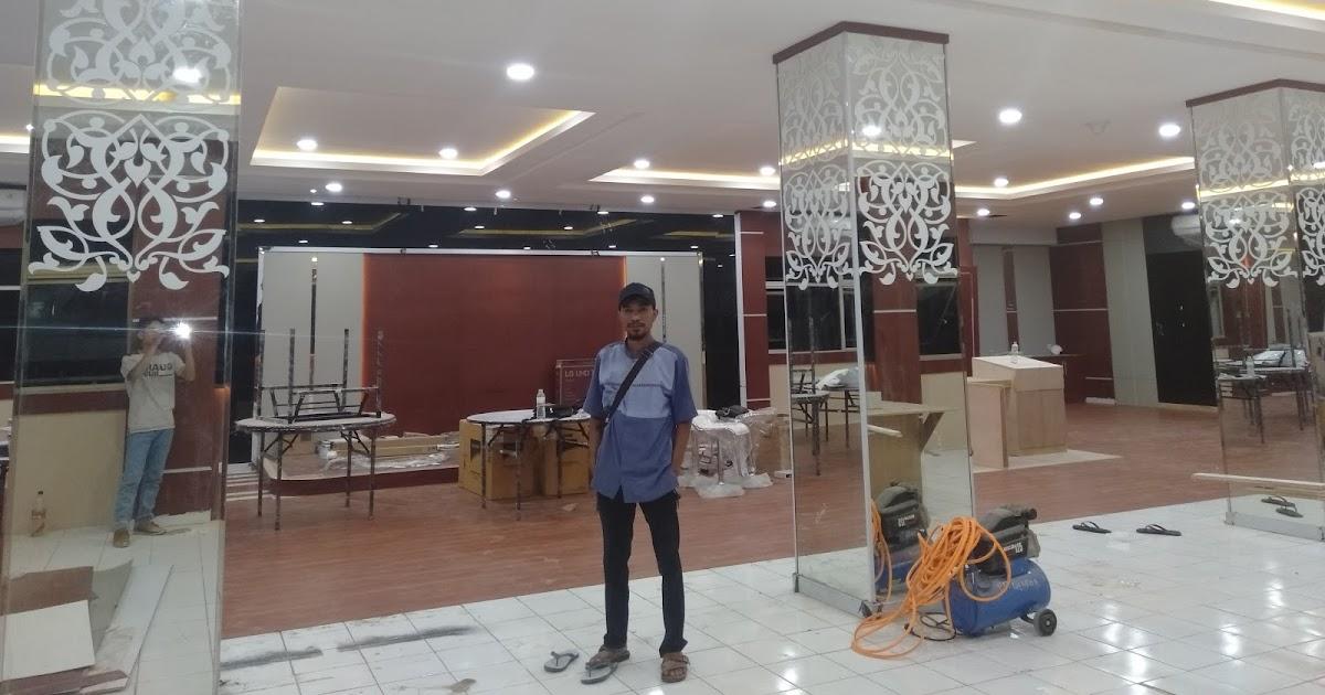 Upah Harga Borongan Tukang Pasang Plafon Gypsum Partisi