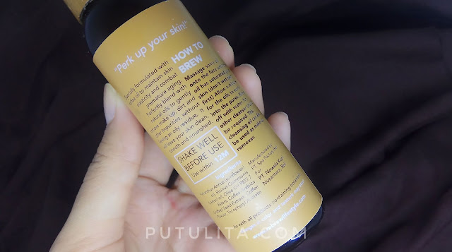 [REVIEW] Cleansing Oil dengan Ampas Kopi, REBREW-Cleansing Oil