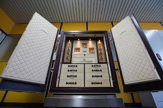 Thiết kế phòng tài vụ và két sắt