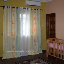 Winnie the pooh Window Curtains for Kids Bedrooms in Port Harcourt, Nigeria