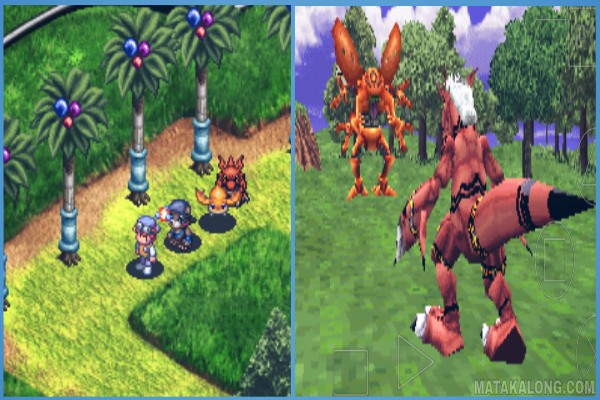 Cara Main Digimon World 3 Di Android