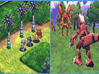 Cara Bermain Games Digimon World 3 Di Android