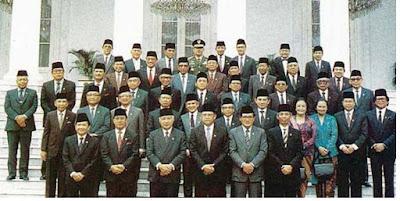 Pembentukan Kabinet Ampera - pustakapengetahuan.com