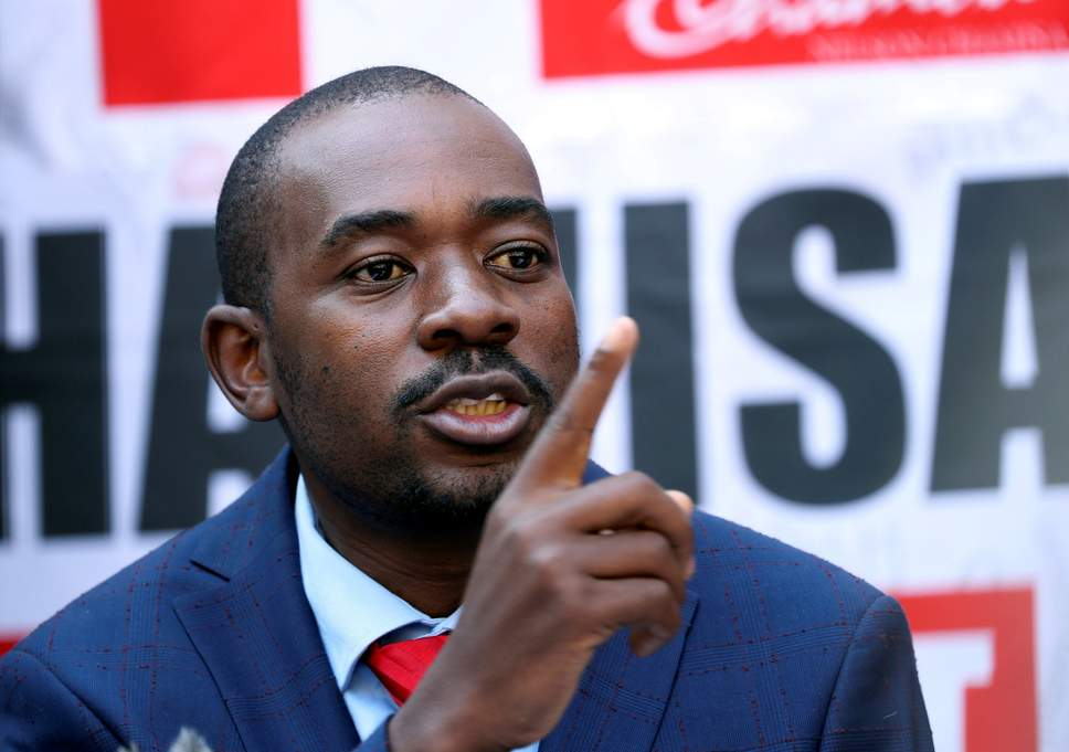 Bond Notes Must Be Removed: Chamisa