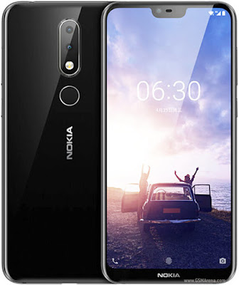 Nokia 6.1 Plus Dual Camera Phone