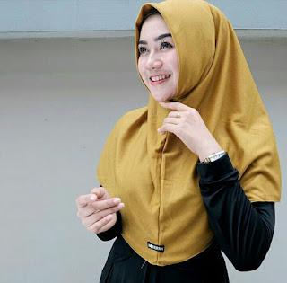 Pusat Grosir Jilbab Najwa Polos Di Jakarta