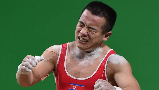 Atleta que podría ser ejecutado por no ganar una medalla de oro en Río 2016