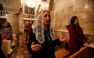 Extremist groups could push Christianity to extinction in Middle East