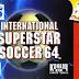 Roms de Nintendo 64 International Superstar Soccer 64 (Ingles) INGLES descarga directa