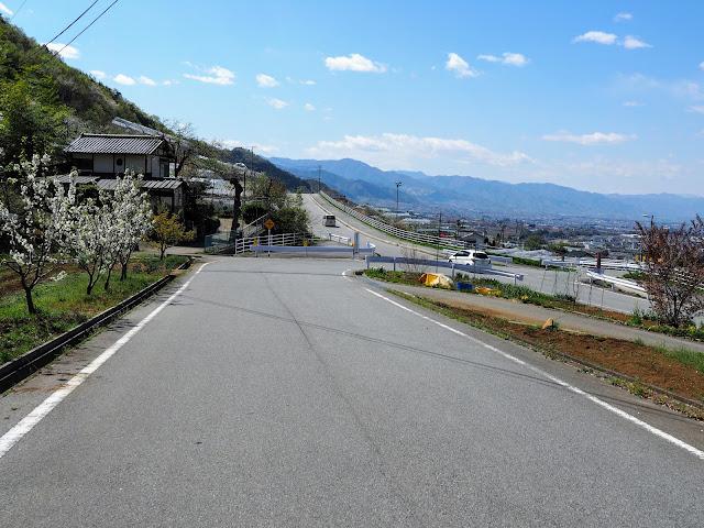 塩山 フルーツライン