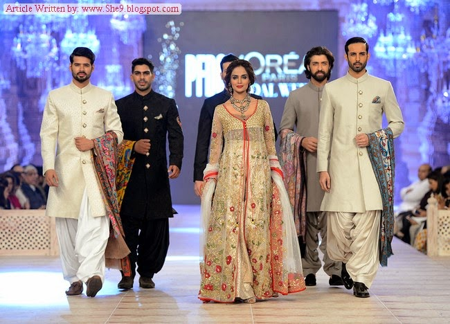 Zara Shahjahan Bridal Collection at PFDC BW-14 Day-2