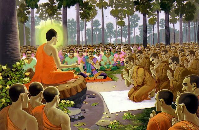 """""""Dĩ hòa vi quý"""" trong sáu lời dạy của Đức Phật về sự hòa thuận"""