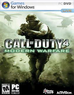 تحميل لعبة Call of Duty 4 Modern Warfare 1 مضغوطة برابط مباشر وتورنت مجانا