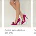 Pantofi dama cu toc nunta sau botez eleganti 2018 ieftini