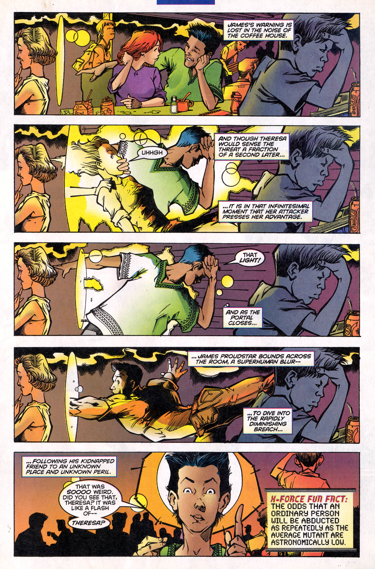 Read online X-Force (1991) comic -  Issue #78 - 25