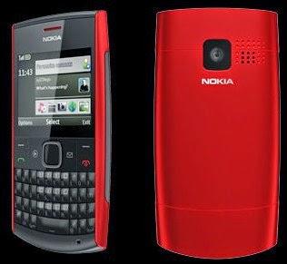 Download Firmware Nokia X2-01 RM-709 Version 08.70