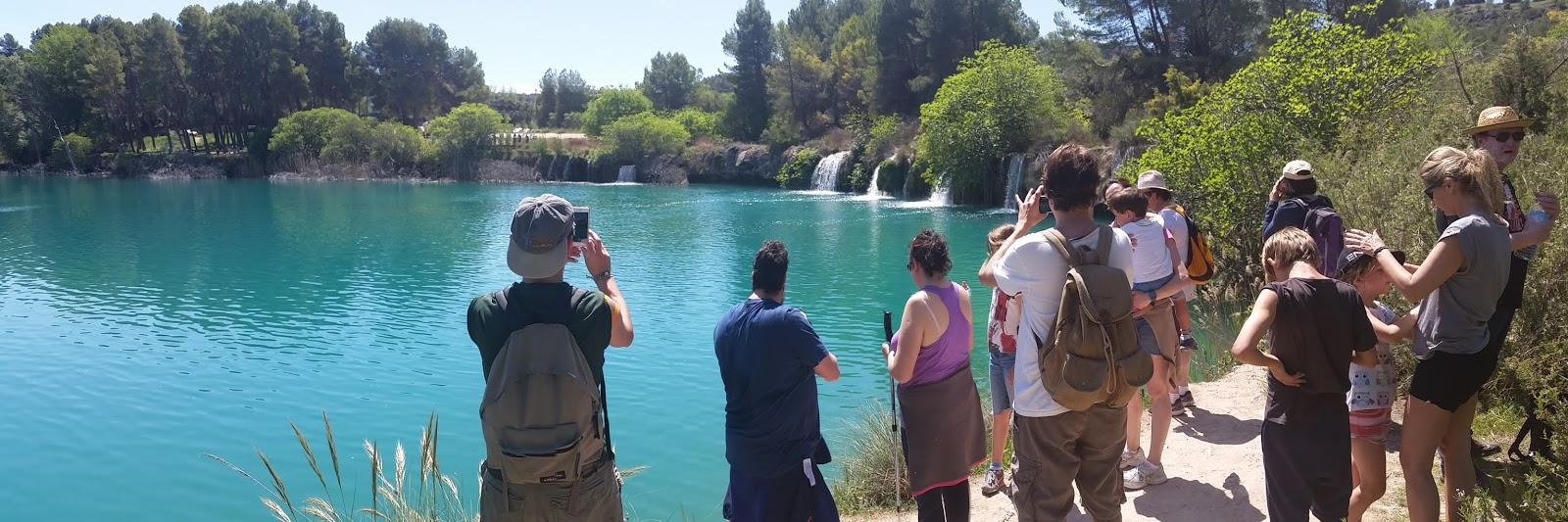 Visita a las Lagunas de Ruidera