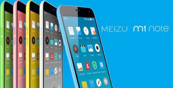 "Meizu m1 note Specifications - LAUNCH Announced 2014, December DISPLAY Type IGZO IPS LCD capacitive touchscreen, 16M colors Size 5.5 inches (~72.9% screen-to-body ratio) Resolution 1080 x 1920 pixels (~403 ppi pixel density) Multitouch Yes Protection Corning Gorilla Glass 3 BODY Dimensions 150.7 x 75.2 x 8.9 mm (5.93 x 2.96 x 0.35 in) Weight 145 g (5.11 oz) SIM Dual SIM (Micro-SIM, dual stand-by) PLATFORM OS Android OS, v4.4.4 (KitKat) CPU Octa-core 1.7 GHz Cortex-A53 Chipset Mediatek MT6752 GPU Mali-T760 MEMORY Card slot No Internal 16/32 GB, 2 GB RAM CAMERA Primary 13 MP, f/2.2, autofocus, dual-LED (dual tone) flash Secondary 5 MP, f/2.0 Features 1/3"" sensor size, geo-tagging, touch focus, face detection, HDR, panorama Video 1080p@30fps NETWORK Technology GSM / HSPA / LTE 2G bands GSM 850 / 900 / 1800 / 1900 - SIM 1 & SIM 2 3G bands HSDPA 900 / 1900 / 2100 4G bands LTE band 1(2100), 3(1800), 38(2600), 41(2500) Speed HSPA 42.2/5.76 Mbps, LTE Cat4 150/50 Mbps GPRS Yes EDGE Yes COMMS WLAN Wi-Fi 802.11 a/b/g/n, dual-band, Wi-Fi Direct, hotspot NFC Yes GPS Yes, with A-GPS, GLONASS USB microUSB v2.0, USB Host Radio No Bluetooth v4.0, A2DP, LE FEATURES Sensors Sensors Accelerometer, gyro, proximity, compass Messaging SMS(threaded view), MMS, Email, Push Mail, IM Browser HTML5 Java No SOUND Alert types Vibration; MP3, WAV ringtones Loudspeaker Yes 3.5mm jack Yes BATTERY  Non-removable 3140 mAh battery Stand-by  Talk time Up to 40 h Music play Up to 60 h MISC Colors White, Blue, Yellow, Green, Pink    - Flyme 4.0 - Active noise cancellation with dedicated mic - MP3/WAV/eAAC+/FLAC player - MP4/H.264 player - Document editor - Photo/ video editor"