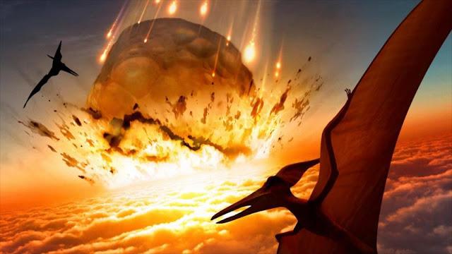 ¡El asteroide que acabó con los dinosaurios cayó en México!