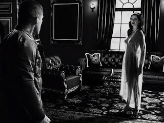 Eva Green Transparent Nighty In Sin City