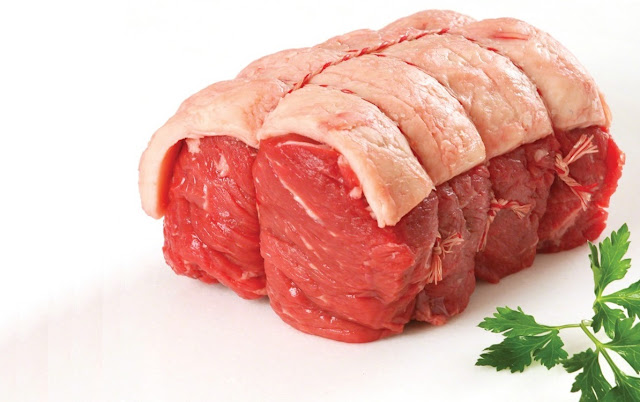 Refrigerating Meat Produce
