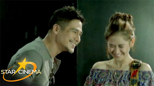 Sarah G and Piolo P fights 'Breakup Playlist' trailer scene