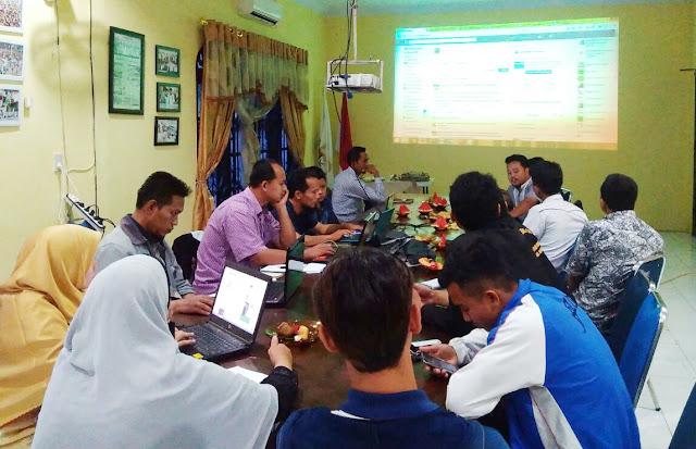 Tebar Kebaikan di Sosmed, Bidang Humas PKS Medan Gelar Pelatihan Optimalisasi Facebook