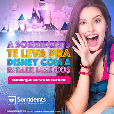 Promoção Sorridents Te Leva Para a Disney!