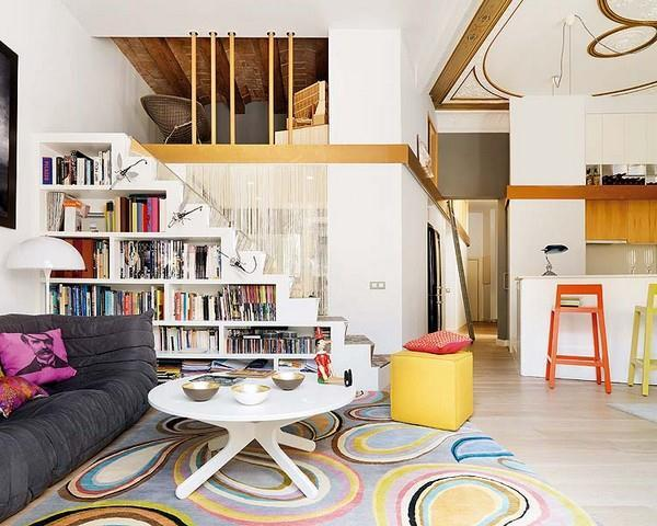 sitzecke kamin wohnliche einrichtungsideen, die-wohngalerie: oktober 2011, Design ideen