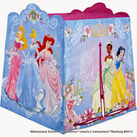 Tenda Disney Princess Hide n Play