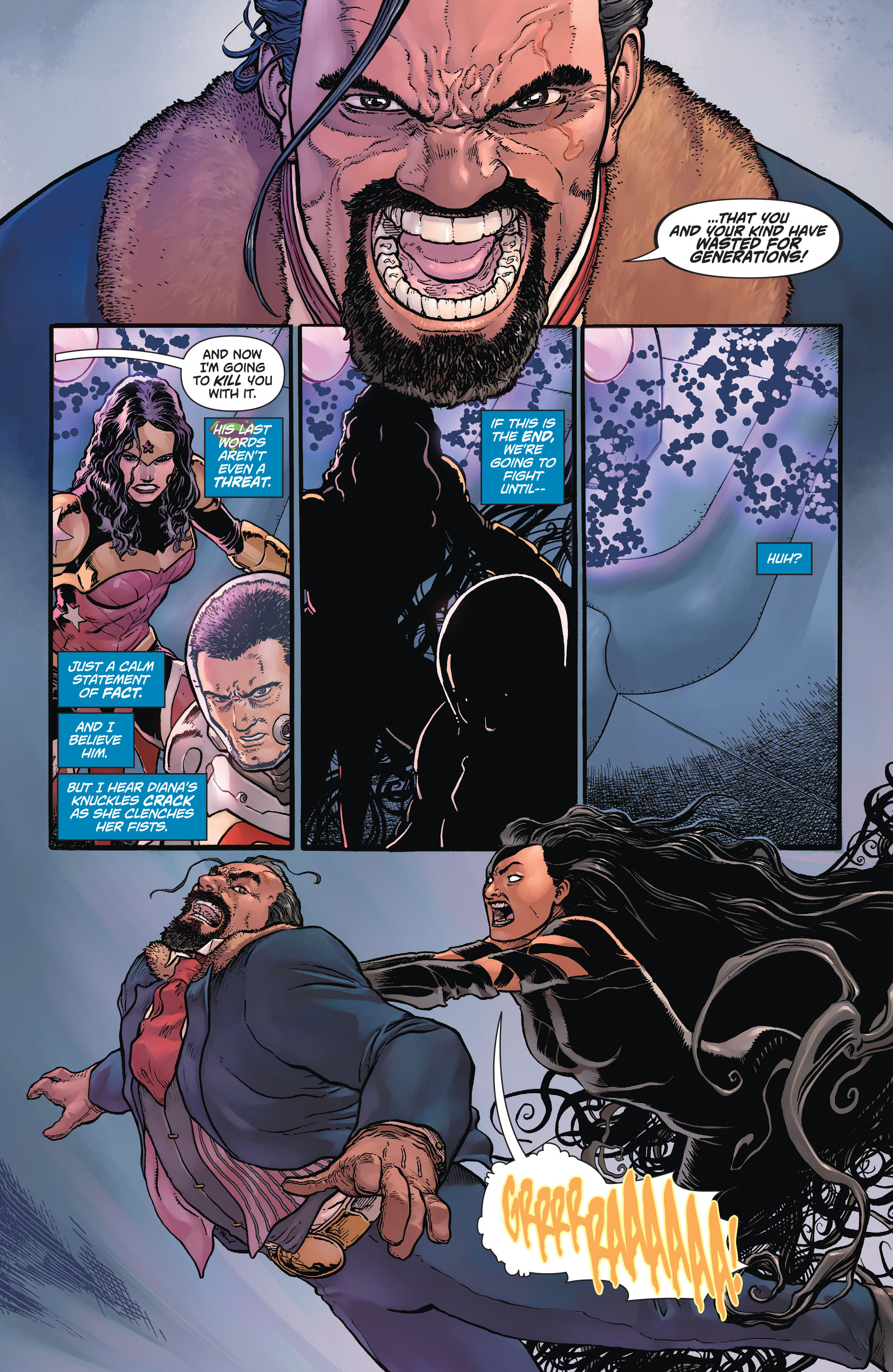 Read online Action Comics (2011) comic -  Issue #48 - 22