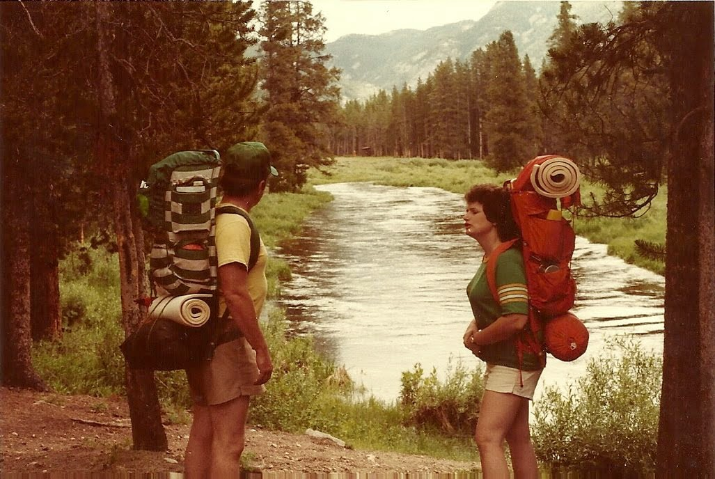 Backpacking in 1979