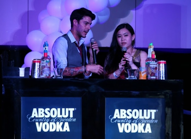 Absolut Hibiskus, A Celebration of Taste, Sight & Sound, Absolut vodka, absolut, entertainment, party