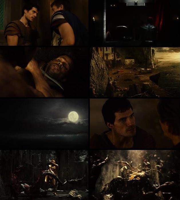Immortals 2011 Dual Audio Hindi  BluRay