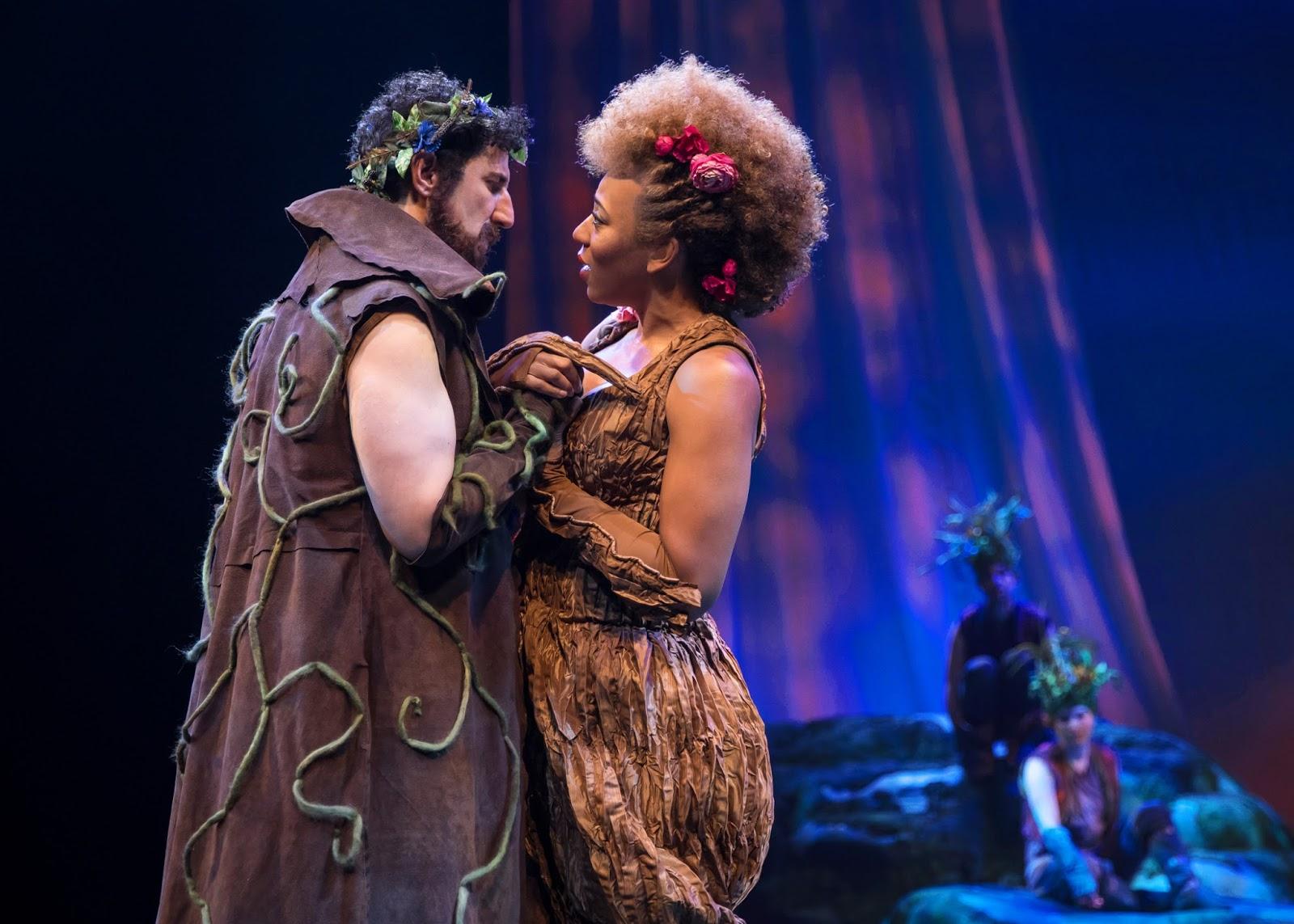 Chiil Mama Review Short Shakespeare A Midsummer Night S Dream