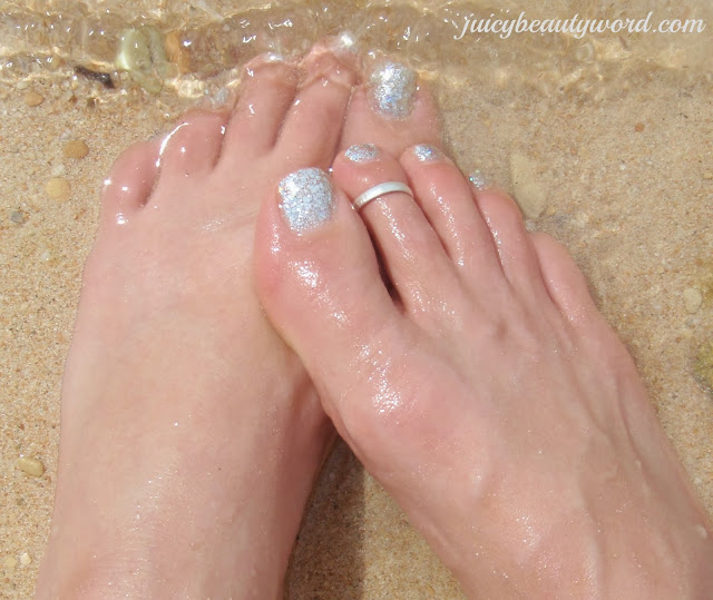 silver toes