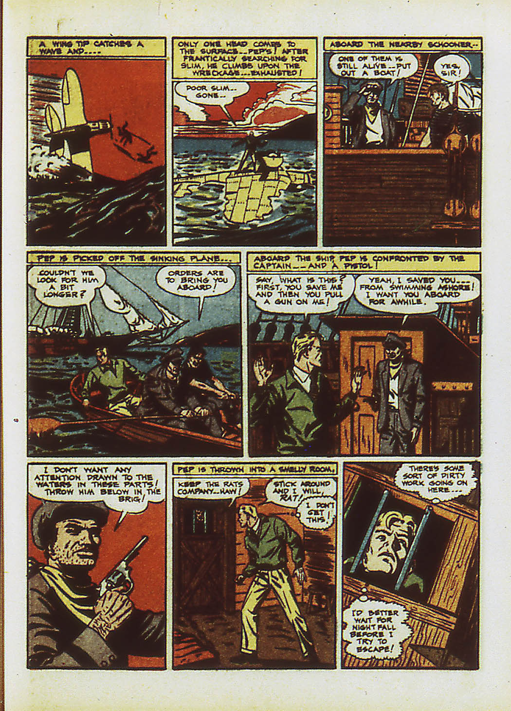 Read online Action Comics (1938) comic -  Issue #34 - 20