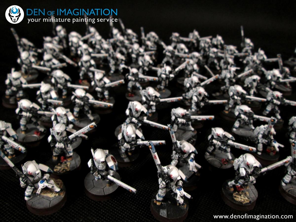 Blog - Elite White Tau : WIP